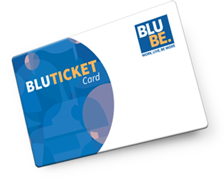 BluTicket Card